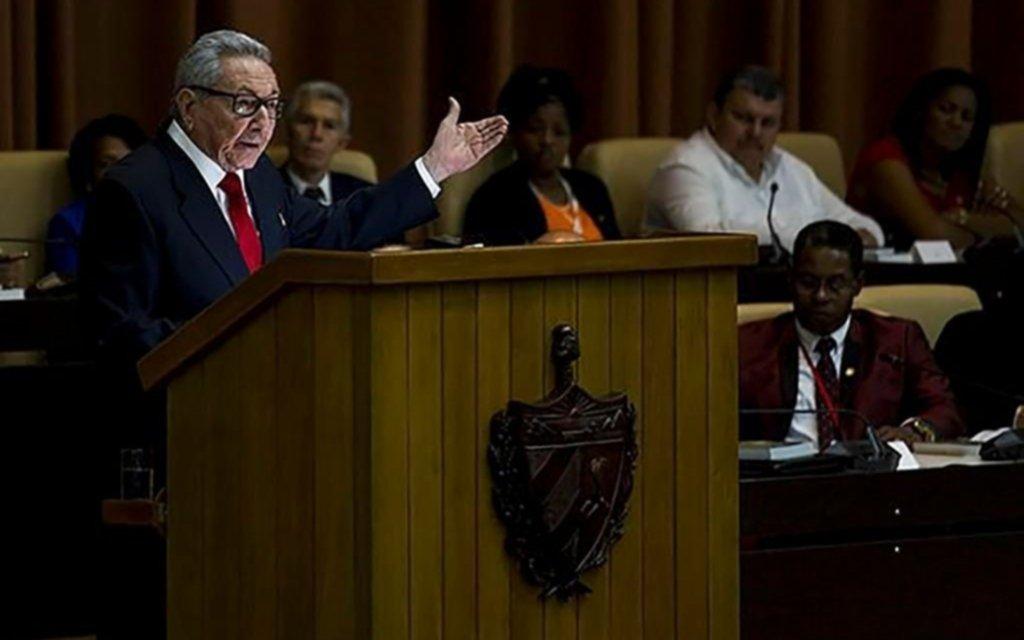 La renuncia de Raúl Castro al Partido Comunista, el final de una era en Cuba