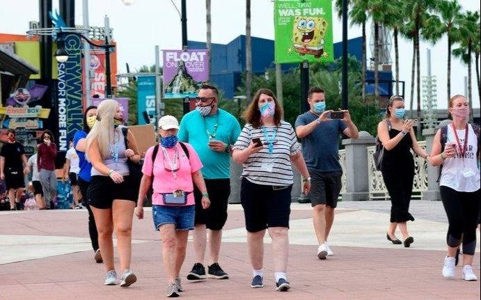 Florida pone fin a las restricciones por el Covid