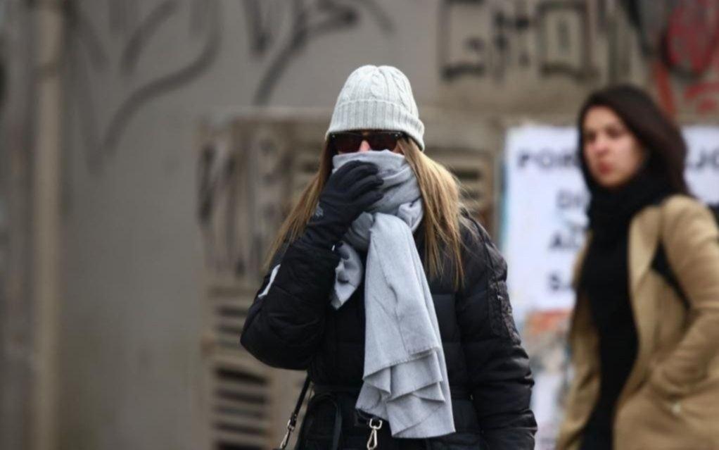 El frío llegó casi sin avisar y parece invierno