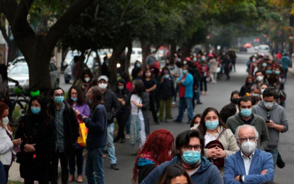 El voto castigo en Chile