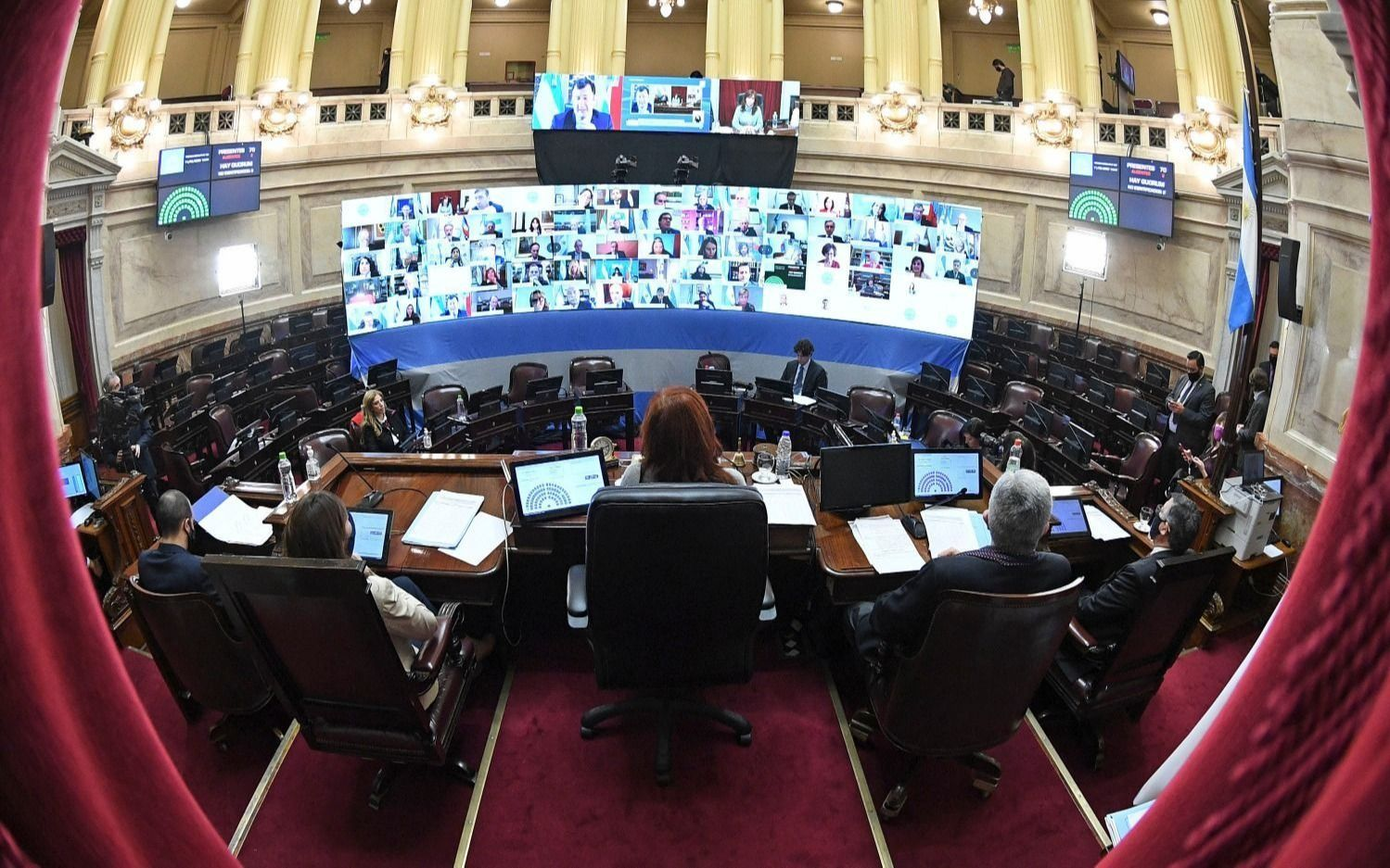 El kirchnerismo acuerda cambios en el proyecto de ley para gestionar la pandemia