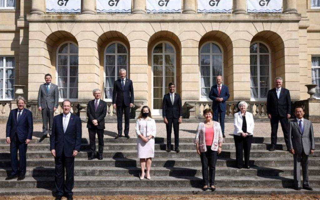El G7, entre cambiar o volverse obsoleto
