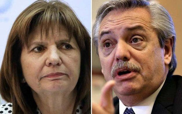 Convocan a audiencia de mediación entre el Presidente y Patricia Bullrich