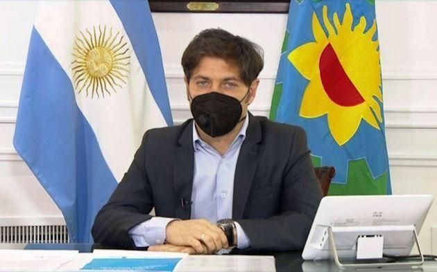 """Kicillof, contra la oposición y Vidal: """"Ayuden con algo"""""""
