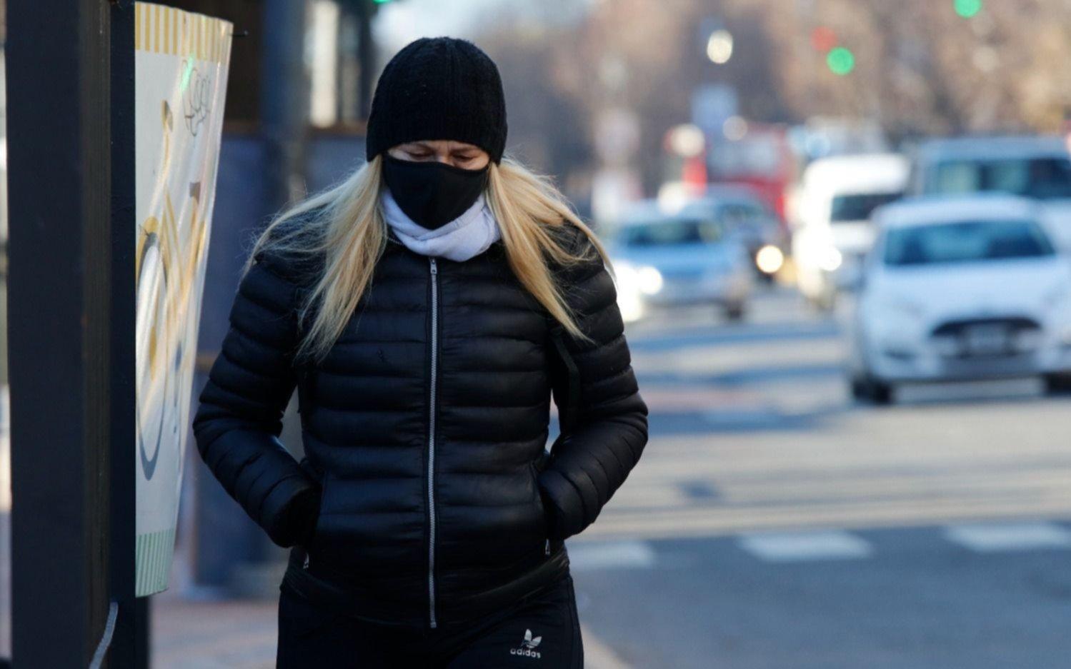 La ola de frío obliga a tomar diversos recaudos y a atender emergencias sociales