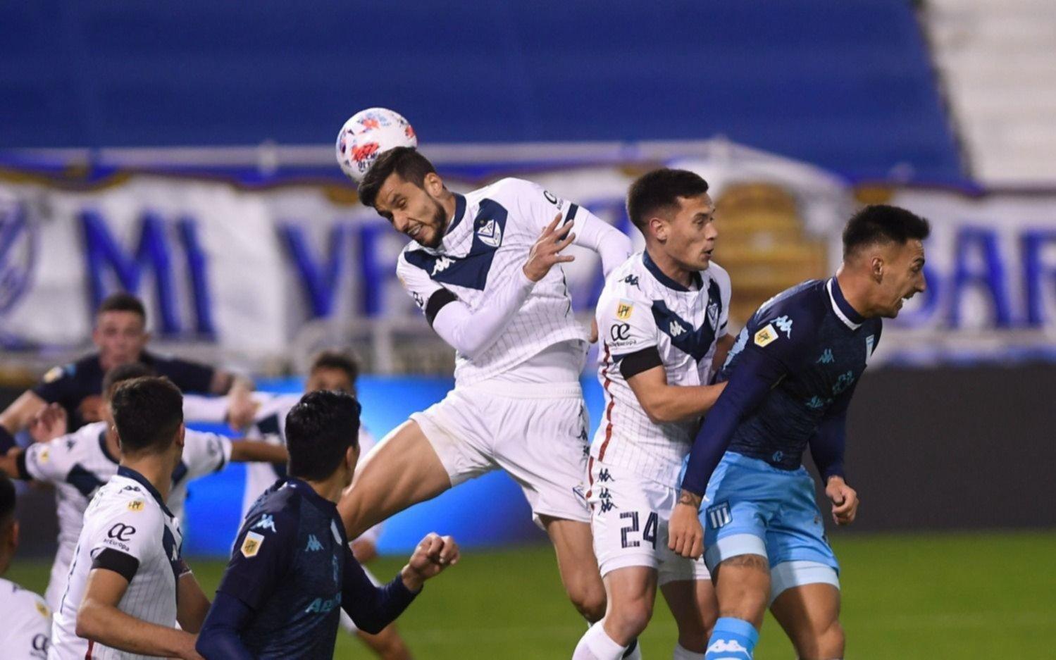 Vélez se quiere meter en cuartos de final