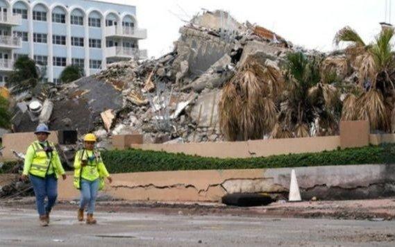 Víctimas del derrumbe recibirán U$S 150 millones