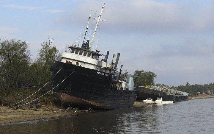 La bajante del río Paraná sigue en niveles históricos y hay emergencia