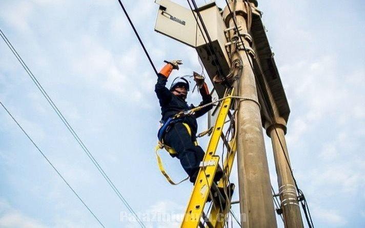 Programan obras de mantenimiento en la red de energía eléctrica