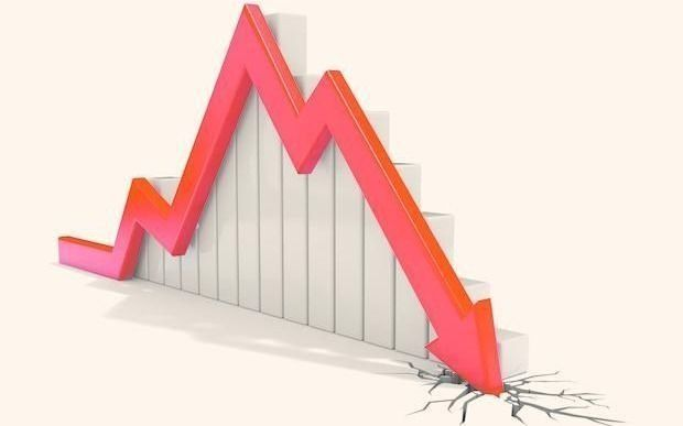 Un traspié en la marcha de la economía