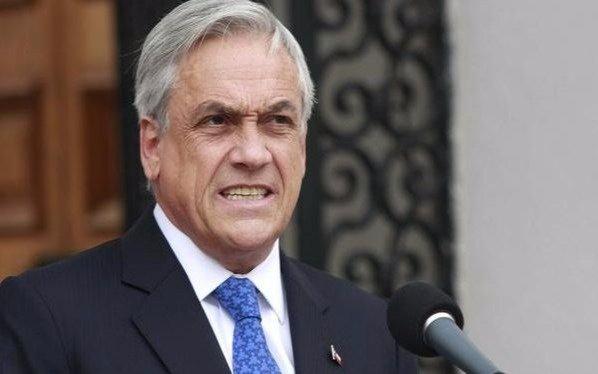 Inician el juicio político a Piñera