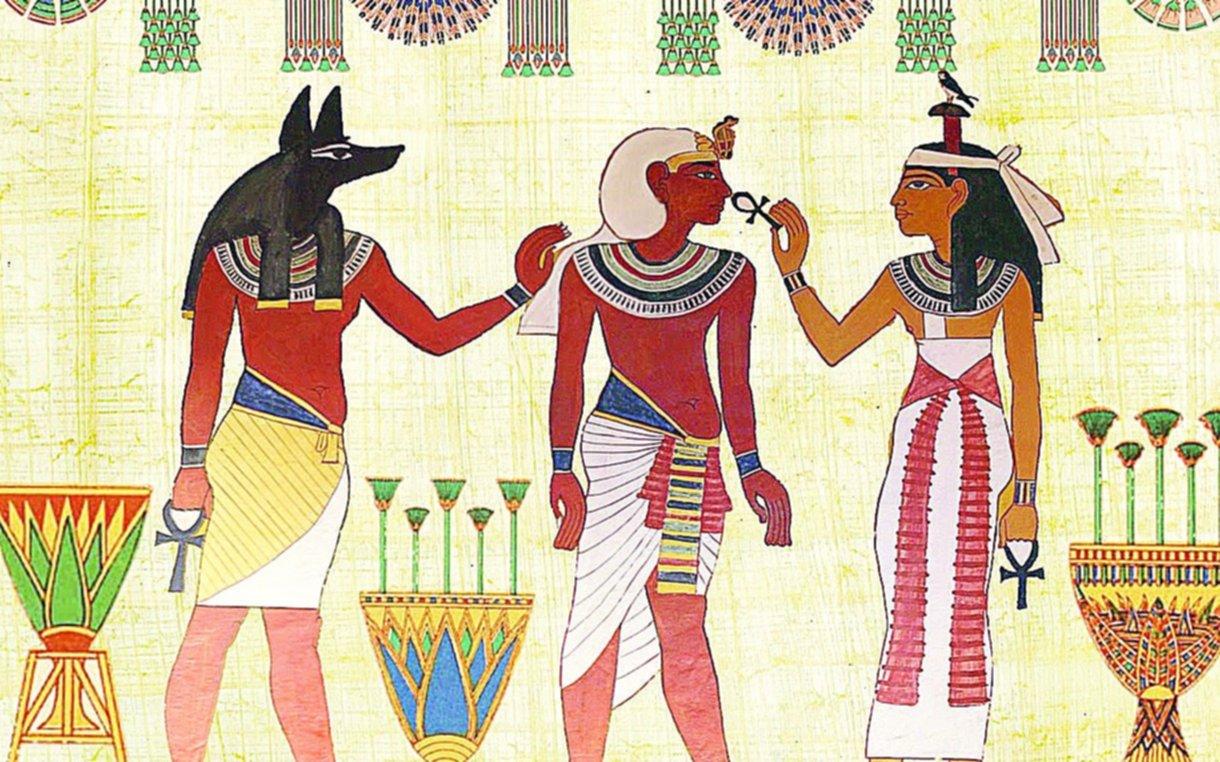 Las sorprendentes costumbres sexuales del Antiguo Egipto