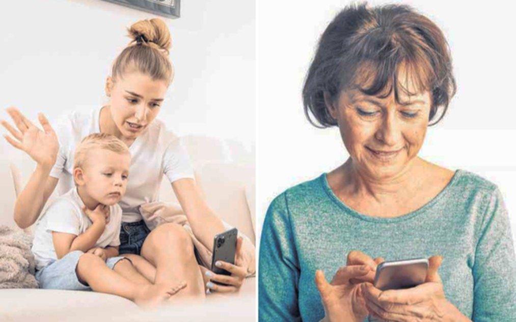Nietos y abuelos: cómo hacer para extrañarse menos